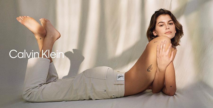 En ropa interior para esta temporada Calvin Klein comparte sus tendencias en la moda