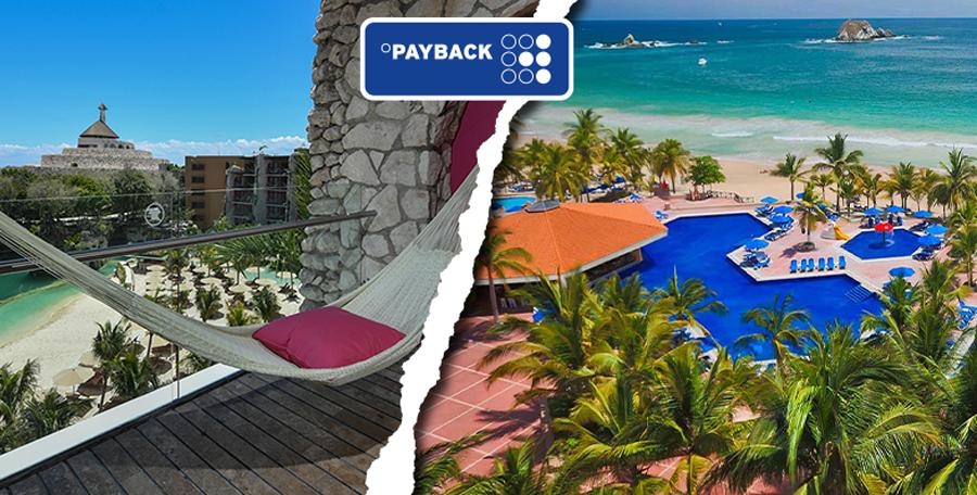 Cómo obtener beneficios por tus reservas de viajes y hoteles a través de PAYBACK.